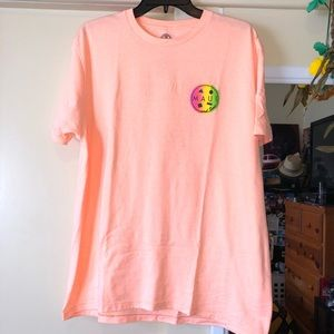 Maui and sons pink/orange T-shirt